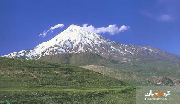 جاذبه های زیبا و رویایی کوه سبلان