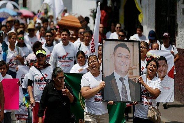 ترور 64 مقام مکزیکی در 6 ماه