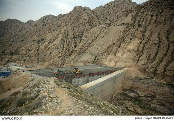 کسری 18 میلیون مترمکعبی آب در پشت سدهای زنجان