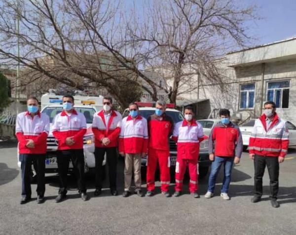 خبرنگاران 23 پایگاه امداد و نجات در کردستان آماده خدمات رسانی به هموطنان است