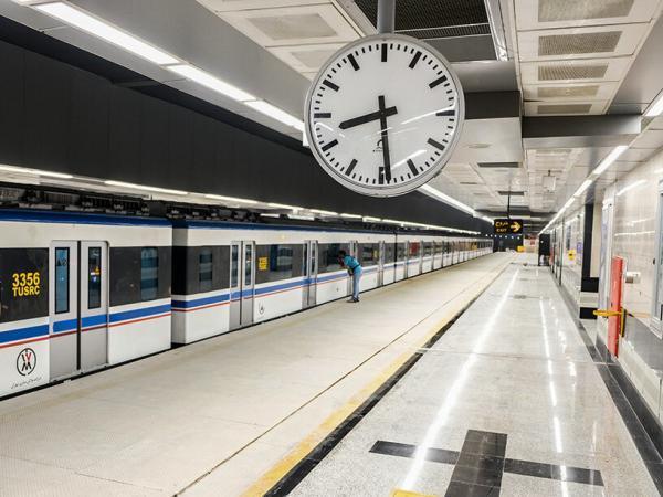 رتبه مترو تهران در دنیا چند است؟ خبرنگاران