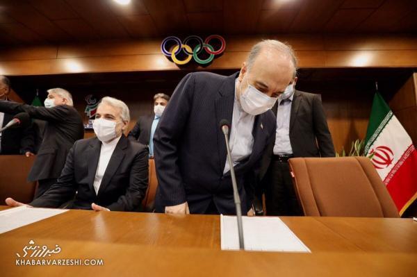 شکایت از وزیر ورزش به خاطر استقلال و پرسپولیس خبرنگاران