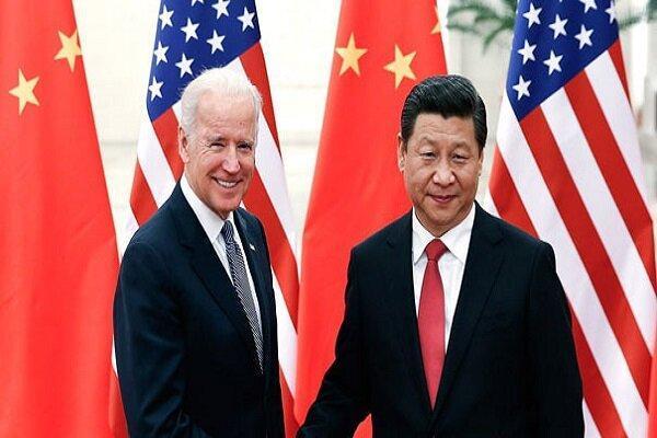 بایدن: آمریکا در پی تقابل با چین نیست خبرنگاران