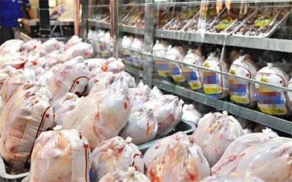 تامین 1500 تن مرغ برای توزیع در شهر تهران