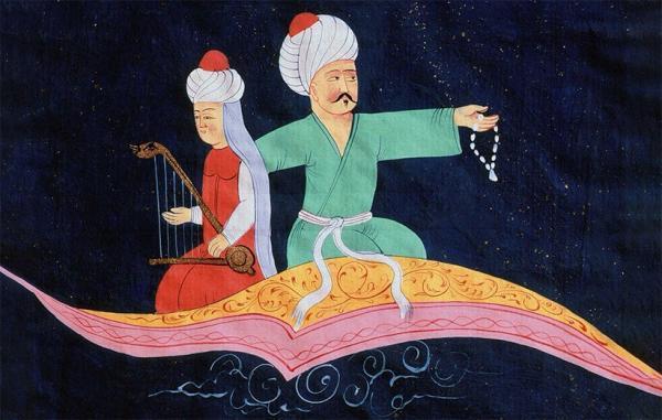 53 قصه بلند شهرزاد برای هزار و یک شب ما