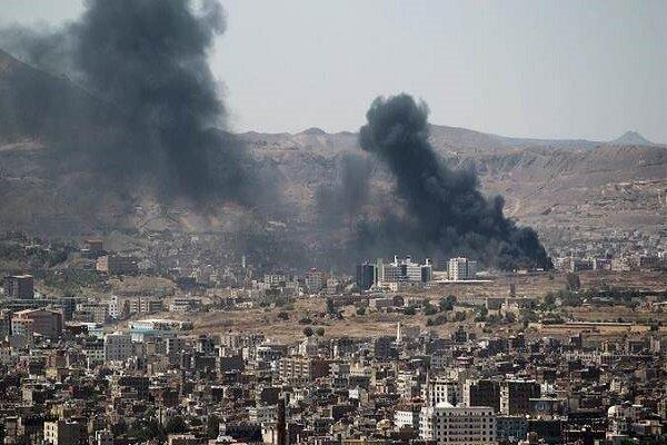 جنگنده های سعودی استان مأرب یمن را به شدت بمباران کردند