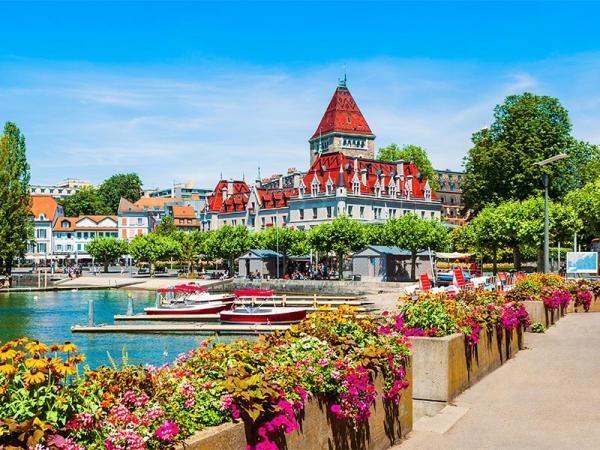معرفی 7 شهر زیبا و دیدنی در کشور سوئیس