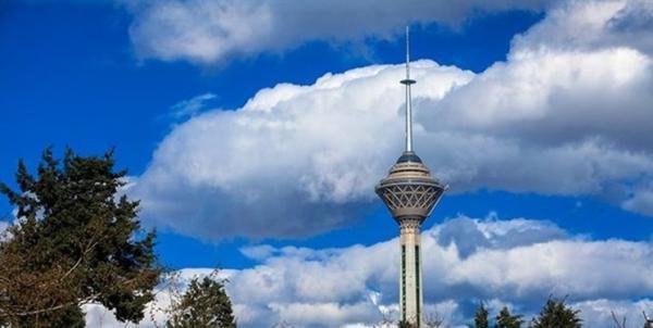 هوای تهران در شرایط سالم قرار گرفته است