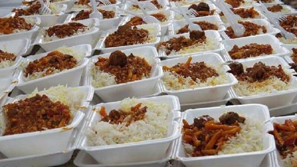 توزیع 20 هزار پرس غذای گرم در آذرشهر