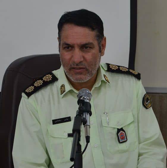 انهدام باند سارقان 4 نفره و کشف 30 فقره سرقت در خرم آباد