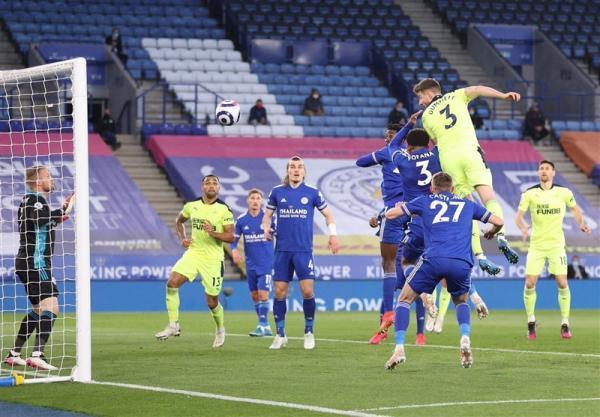 لیگ برتر انگلیس، شکست غیرمنتظره لسترسیتی مقابل نیوکاسل، چراغ سبز شاگردان راجرز به مدعیان سهمیه لیگ قهرمانان