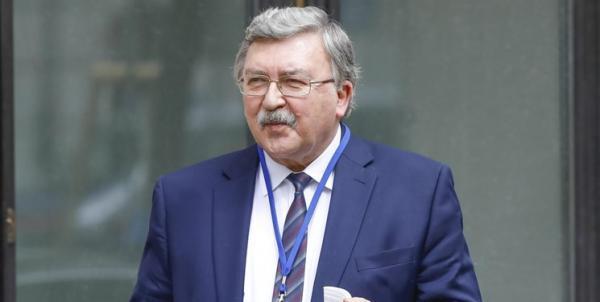 اولیانوف پس از نشست وین: توافق در دسترس است