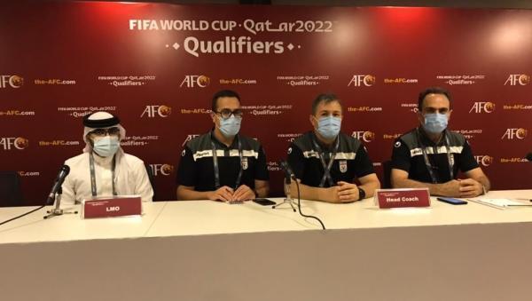 اسکوچیچ: از عملکرد تیم ملی برابر کامبوج لذت بردم