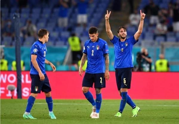 یورو 2020، ایتالیا اولین تیم صعودکننده به مرحله حذفی شد، سوئیس به بازی آخر دل بست