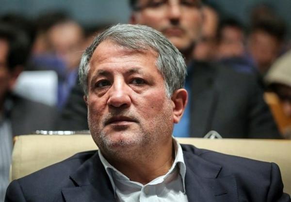 (عکس) محسن هاشمی در بیمارستان بستری شد