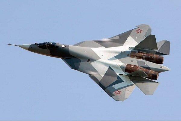 حمله جنگنده های روسیه به ناو های دشمن فرضی