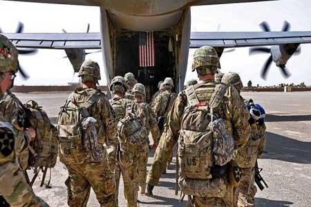 نظامیان آمریکایی باید از عراق بروند