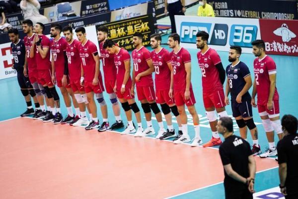 ایران 3، کره جنوبی صفر، بلندقامتان والیبال ایران بر روی نوار پیروزی