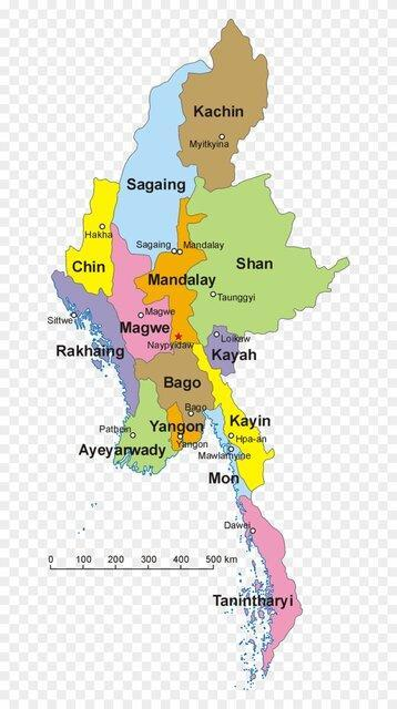 حملات هوایی ارتش میانمار علیه نیروهای ضددولتی و قطع تلفن و اینترنت